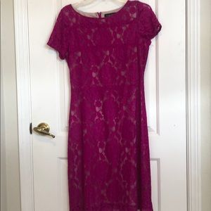 Ivanka Trump Lace Dress Sz 8